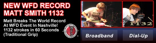 Matt Smith - New World Record of 1132 in 60, in Nashville Competition