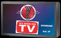 WFD 'As Seen on TV'
