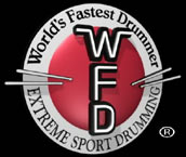 WFD The Worlds Speed Drumming Records - Visit Web Site