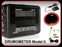 Drumometer Model II - Full Kit - Click For More Info