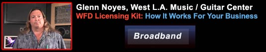 WFD Licensing Kit Video