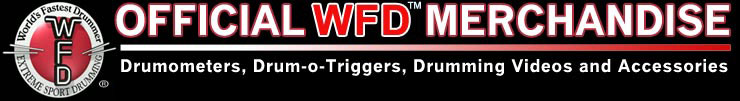 Official WFD and Drumometer Products Purchase Page - Drum Gear